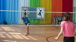 Regionalny Turniej Badmintona w Sławęcinie