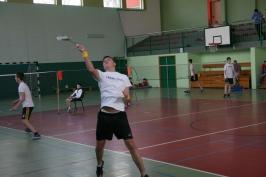 XIII Międzynarodowy Turniej Badmintona w Trzcińsku Zdroju