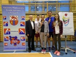52. Centralne Uroczystości Dni Olimpijczyka z badmintonem
