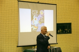 Olimpionik Cup 2016 I Wojewódzki Turniej Badmintona o Puchar Burmistrza Lipian