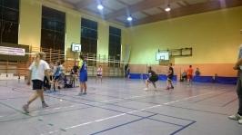 Finał Wojewódzki w Badmintonie Drużynowym w ramach IMS