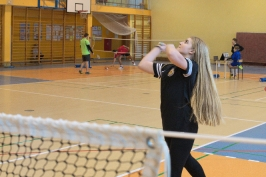 Feryjny Powiatowy Turniej Badmintona_1