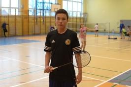 Feryjny Powiatowy Turniej Badmintona_2