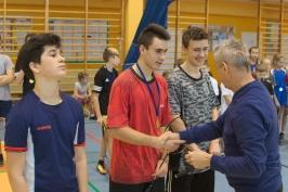 Feryjny Powiatowy Turniej Badmintona_3