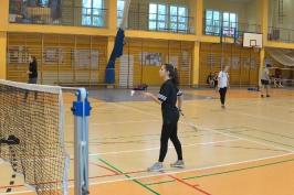 Feryjny Powiatowy Turniej Badmintona_5