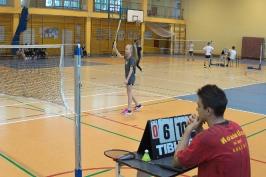 Feryjny Powiatowy Turniej Badmintona_7