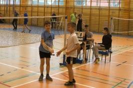 Feryjny Powiatowy Turniej Badmintona_8