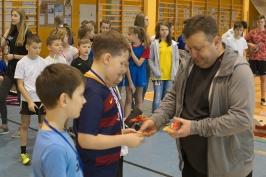 Feryjny Powiatowy Turniej Badmintona_9