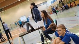 Finał Wojewódzki w Badmintonie Drużynowym - Lipiany, 04.12.2017_33