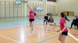 Finał Wojewódzki w Badmintonie Drużynowym - Lipiany, 04.12.2017_38