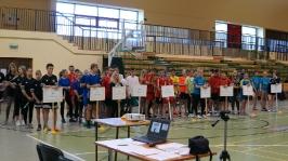 Finał Wojewódzki w Badmintonie Drużynowym - Lipiany, 04.12.2017_4