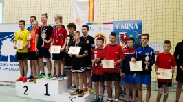 Finał Wojewódzki w Badmintonie Drużynowym - Lipiany, 04.12.2017_51