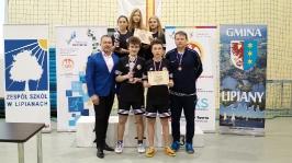 Finał Wojewódzki w Badmintonie Drużynowym - Lipiany, 04.12.2017_54