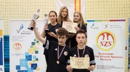 Finał Wojewódzki w Badmintonie Drużynowym - Lipiany, 04.12.2017_56