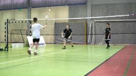 IV i VII miejsce w Finałach Wojewódzkich w Badmintonie Drużynowym w ramach Igrzysk Dzieci - Sianów 2017_18