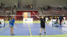 IV i VII miejsce w Finałach Wojewódzkich w Badmintonie Drużynowym w ramach Igrzysk Dzieci - Sianów 2017_5