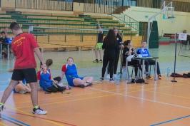 Medale w badmintonie powiatowym w ramach ID i IMS_2