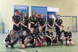 Medale w badmintonie powiatowym w ramach ID i IMS_8