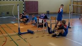 Feryjny Powiatowy Turniej Badmintona - Kozielice_10