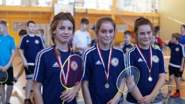 Feryjny Powiatowy Turniej Badmintona - Kozielice_18