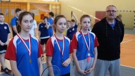 Feryjny Powiatowy Turniej Badmintona - Kozielice_19