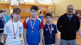 Feryjny Powiatowy Turniej Badmintona - Kozielice_21