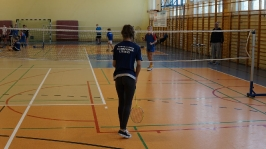 Feryjny Powiatowy Turniej Badmintona - Kozielice_2
