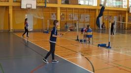 Feryjny Powiatowy Turniej Badmintona - Kozielice_3