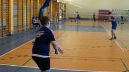 Feryjny Powiatowy Turniej Badmintona - Kozielice, 30.01.2019