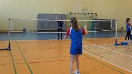 Feryjny Powiatowy Turniej Badmintona - Kozielice_5