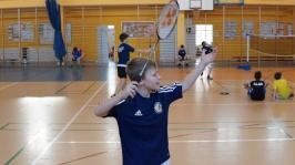 Feryjny Powiatowy Turniej Badmintona - Kozielice_6
