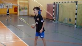 Feryjny Powiatowy Turniej Badmintona - Kozielice_9
