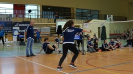 Finał Wojewódzki w Badmintonie Drużynowym w ramach ID_11
