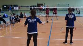 Finał Wojewódzki w Badmintonie Drużynowym w ramach ID_13