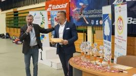 Finał Wojewódzki w Badmintonie Drużynowym w ramach ID_18