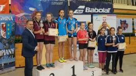 Finał Wojewódzki w Badmintonie Drużynowym w ramach ID_19