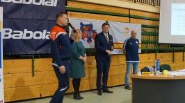 Finał Wojewódzki w Badmintonie Drużynowym w ramach ID_1
