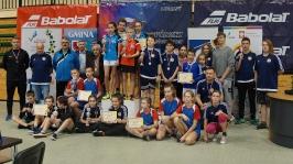 Finał Wojewódzki w Badmintonie Drużynowym w ramach ID_21