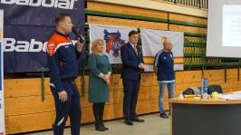 Finał Wojewódzki w Badmintonie Drużynowym w ramach ID_2