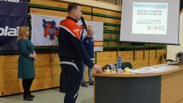Finał Wojewódzki w Badmintonie Drużynowym w ramach ID_4