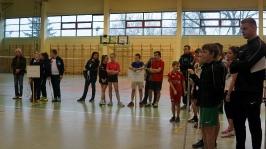 Finał Wojewódzki w Badmintonie Drużynowym w ramach ID_5