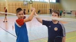 Finał Wojewódzki w Badmintonie Drużynowym w ramach ID_9