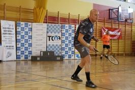 Seniorski Turniej Badmintona o Puchar Burmistrza Ośna Lubuskiego_4