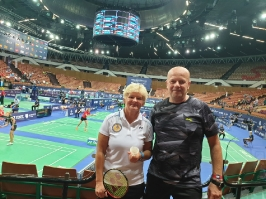 World Senior Badminton Championships - Spodek Katowice_2