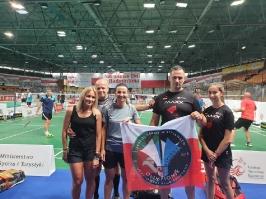 World Senior Badminton Championships - Spodek Katowice_7