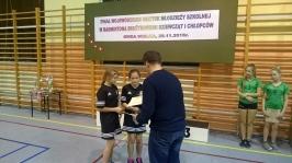 Finał Wojewódzki w Badmintonie Drużynowym w ramach IMSi  _10