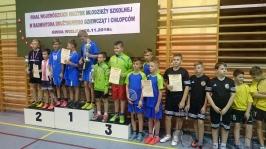 Finał Wojewódzki w Badmintonie Drużynowym w ramach IMSi  _12