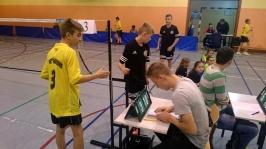 Finał Wojewódzki w Badmintonie Drużynowym w ramach IMSi  _4