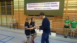 Finał Wojewódzki w Badmintonie Drużynowym w ramach IMSi  _9