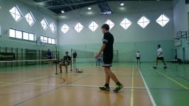 Mikołajkowy Turniej Badmintona_1